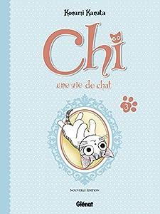 Chi - Une vie de chat Grand format Tome 3