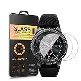 [3-pack] Samsung Gear S3Frontier protection d'écran, Sundatom Samsung Smartwatch...