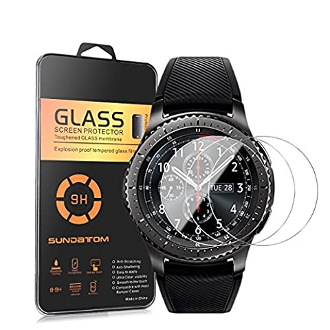 [3-pack] Samsung Gear S3 Frontier protection d