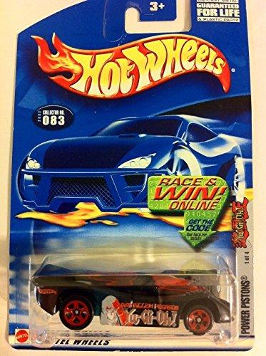 Hot Wheels Power Pistons 2002 Yu-gi-oh! Series by Mattel