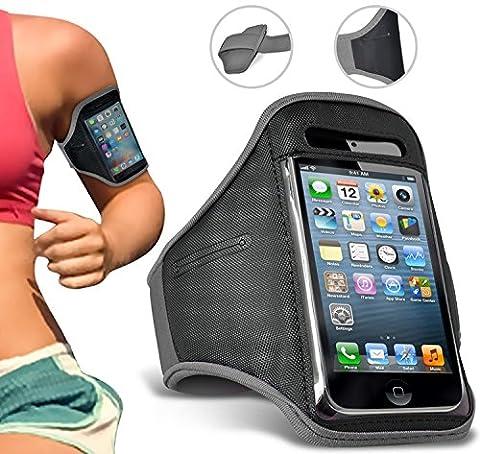 Kyocera Hydro VIBE Armband Sports Running Jogging Riding Gym Armband Housse de transport pour cycliste