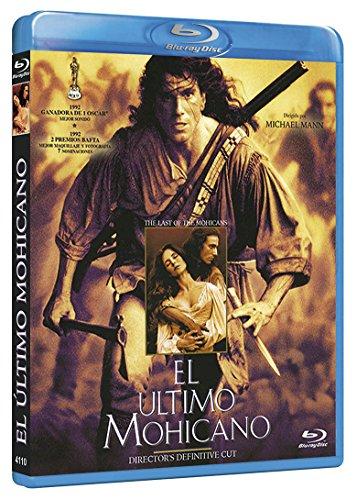 El Último Mohicano [Blu-ray]