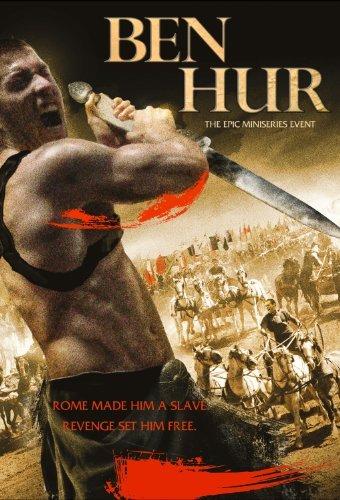 Ben Hur: The Epic Miniseries Event by Joseph Morgan