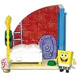 Bob Esponja - Playset mediano, habitación de Bob (Simba 4519968)