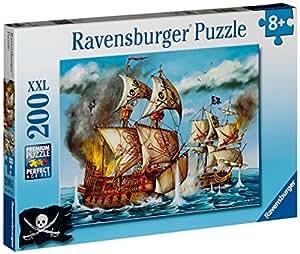 Ravensburger 12771 - Piraten - 200 Teile XXL Puzzle