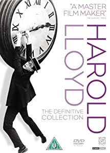 Harold Lloyd: The Definitive Collection [DVD]