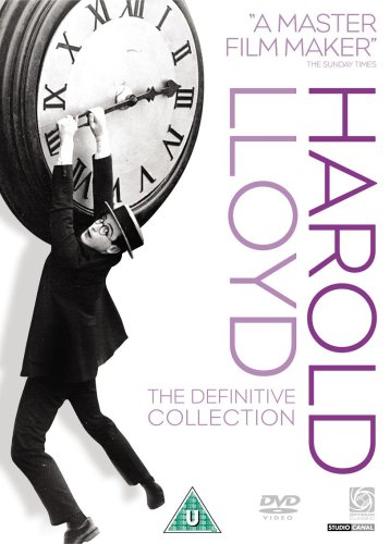 Harold Lloyd - The Definitive Collection [UK IMPORT] [9 DVDs]