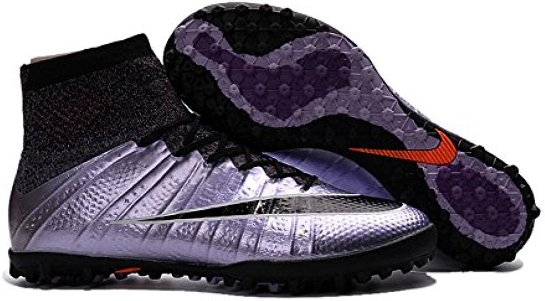 zhromgyay Schuhe Herren violett mercurialx Proximo Street TF Fußball Fußball Stiefel