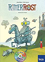 Ritter Rost, Band 1: Ritter Rost: Buch mit CD