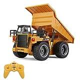 FM1540 |Muldenkipper mit Fernbedienung, Kipplaster ferngesteuert, Allrad-Antrieb, Lastwagen