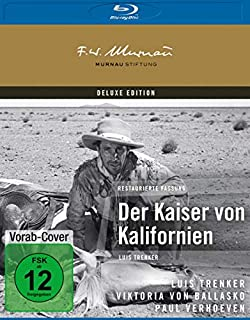 Der Kaiser von Kalifornien - Deluxe Edition [Blu-ray]