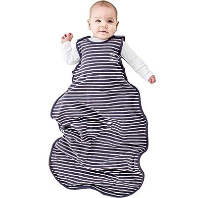 Woolino de bebé saco de dormir, 4temporada, Lana de merino, bebé saco de dormir, 2–4Años