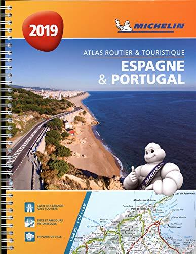 Atlas Espagne & Portugal Michelin 2019 par Michelin