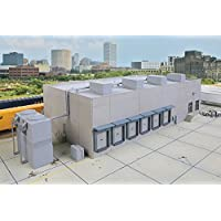 Sohni-wicke Escala H0 Kit Construcción Moderno Almacén frigorífico