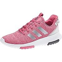 Adidas Cloudfoam Racer TR K, Zapatillas de Running para Niñas