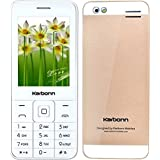 Karbonn Mobile KPHONE 1 6.1cm Super Sharp Screen + 1.3 MP Camera + 1400 MAh Strong Battery + Dual Sim + Quality Music Player + Mobile Tracker + 3.5 Mm Audio Jack + BT + FM With Recording + Video Player & Recorder
