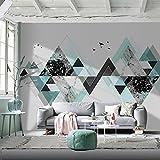 Madrian Wallpaper3D Wohnzimmer Hintergrund Wand Tv Wand Schlafzimmer Abstrakt Nordic Custom Seamless Wallpaper Wallpaper Große Wandbilder Liebe Freiheit (59.1 By 41.3 In)