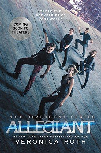 Allegiant Movie Tie-In Edition (Divergent)