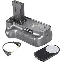 Disparador vertical con control remoto Neewer® para cámaras Canon 1100d, 1200d, 1300d, Rebel T3,T5 yT6