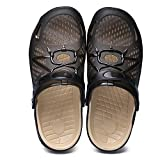 Yvelands Zapatos Mujer Zapatos Planos para Mujer Sandalias de Cuero Tobillo Casual Zapatillas Suaves(Blanco,36)