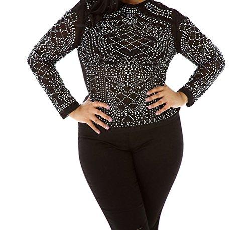 meinice-magliette-a-maniche-corte-donna-black-x-large