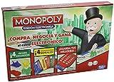 Hasbro Gaming - Juego de mesa Monopoly Electrónico (A7444105)