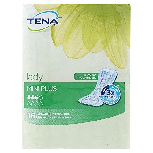 TENA TENA LADY mini plus Einlagen - 16 St 04114077