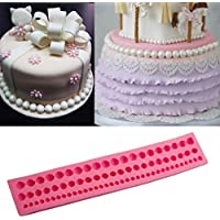 3pcs Lot Elegant Flower Lace Stencil For Cake Design Fondant
