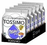 Tassimo Milka Kakao, T DISCS, 8 Portionen, 240g, 5er Pack (5 x 240 g)