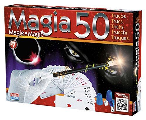 Imagen principal de Falomir 646449 - Juego Magia 50 Trucos