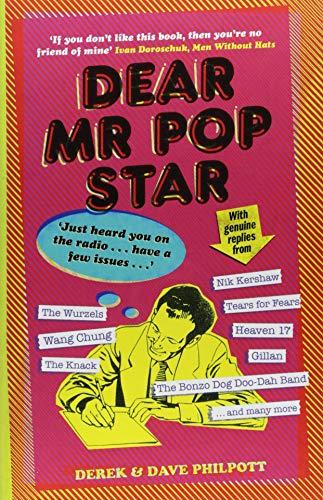 Dear Mr Pop Star por Derek Philpott