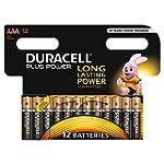 Duracell Plus Power Type AAA Alkaline...