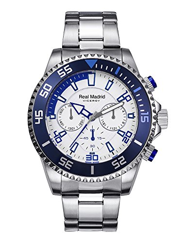 Reloj Viceroy 432885–07Real Madrid Hombre Multifuncion