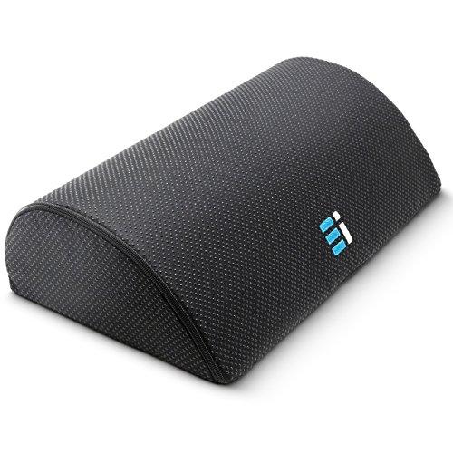 Ergonomic Innovations Büro-Fußstütze unter Schreibtisch: Neue ergonomische Fußstütze Kissen (Fuß-massage-stuhl)