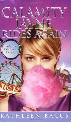 Calamity Jayne Rides Again (Tressa Jayne Turner Mysteries, Book 2)