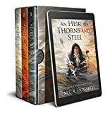 The Blood Ladders Box Set, Books 1-3: An Heir to Thorns and Steel, By Vow and Royal Bloodshed, and On Wings of Bone and Glass