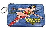 DC Comics - Retro Wonder Woman Schlüsselmäppchen Mini-Geldbörse (Ladies)