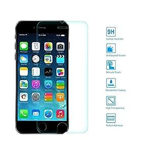 EasyAcc Film Protecteur d'Ecran Invisible HD en Verre Trempé pour Iphone 6 4.7 Pouces Sans Bulles Anti-rayures Dureté 9H