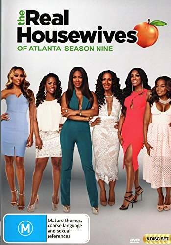 The Real Housewives of Atlanta Season 9 | NON-USA Format | PAL | Region 4 Import - Australia - Housewives Dvd Atlanta