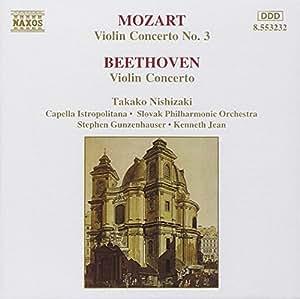 Violinkonzert 3 / Violinkonzert D