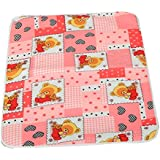 Kidzvilla Duck Baby Pvc Mat - Big (Pink) Prints May Vary