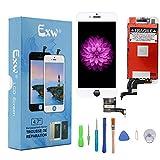 Ecran Tactile LCD De Rechange Pour Montage Complet Pour iPhone 7 (4.7 pouces) Avec Kit D'outils Blanc