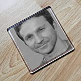 Seasons BRECKIN MEYER - Original Art Coaster #js007