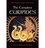 [(The Complete Euripides: Medea and Other Plays Volume V)] [Author: Euripides] published on (April, 2011)