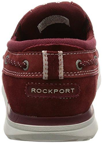 Rockport H79617 Mokassin Man Rot