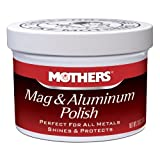 MOTHERS 05101 Mag and Aluminum Polished Metal, 283 g