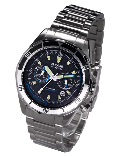 2 Can Professional Timepieces SM1604BK