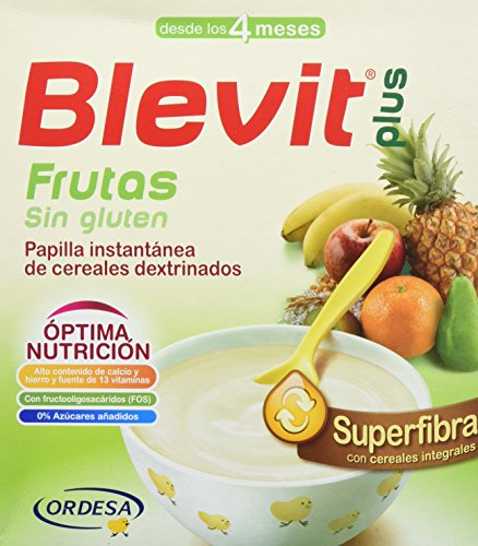 Blevit Plus Superfibra Frutas Cereales - Paquete 2
