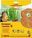 sera Catappa Leaves Seemandelbaumblätter verschiedene Größen Garnelenfutter & Krebsfutter - fördern die Laichbereitschaft von Fischen & Garnelen, sie beugen bakteriellen Infektionen & Verpilzungen vor