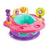#9: Summer Infant 3 Stage SuperSeat Forest Friends - Pink.